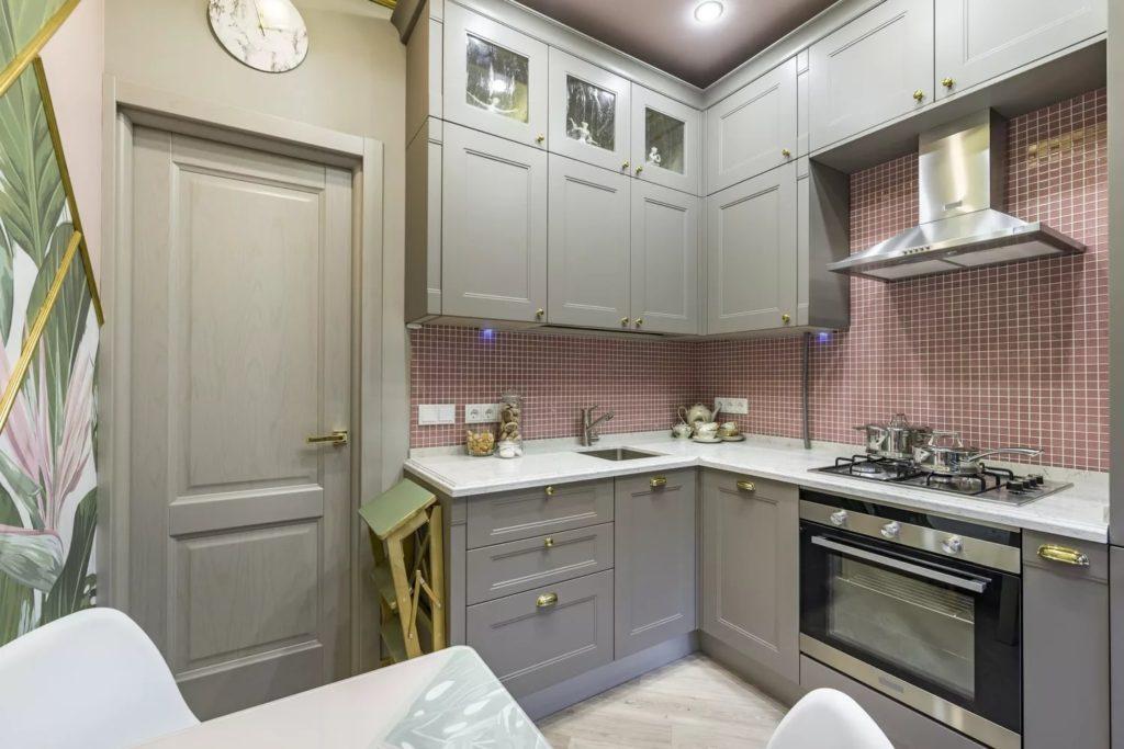 Ремонт кухни под ключ в Зеленограде недорого