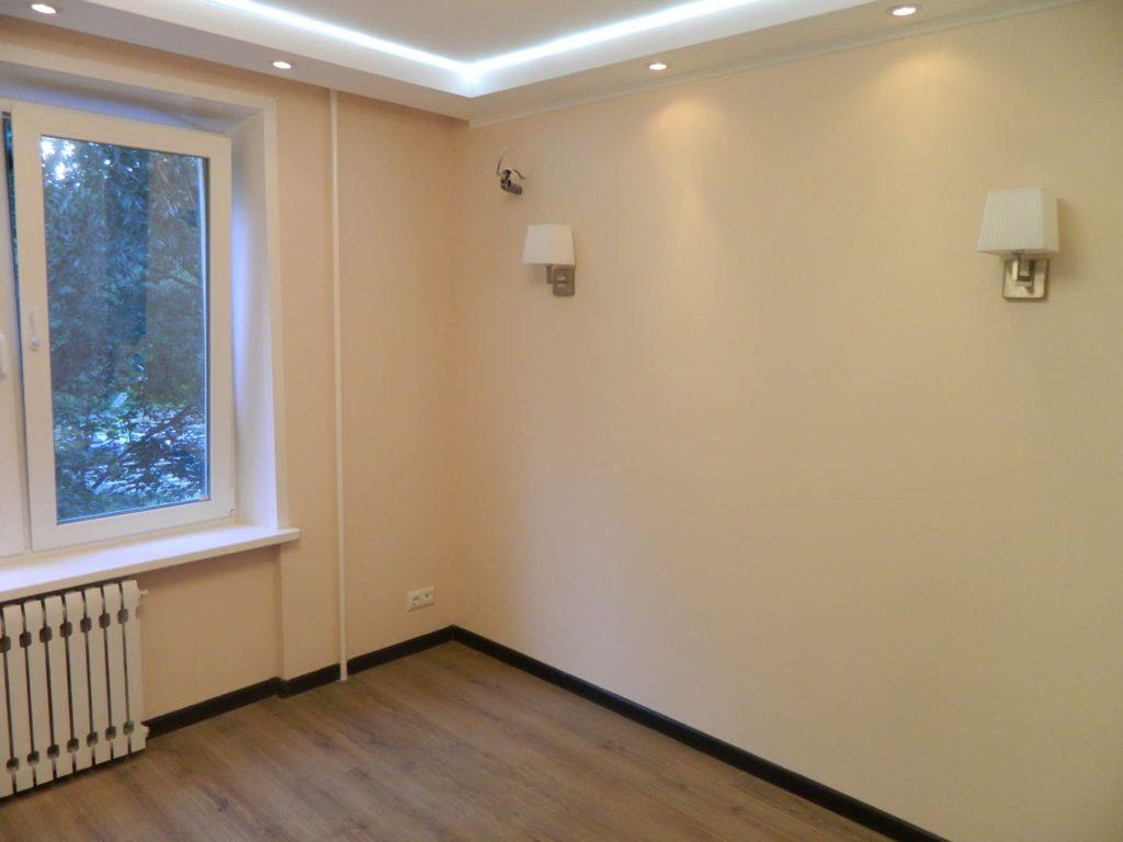 Отделка квартиры в 12-ом районе Зеленограда