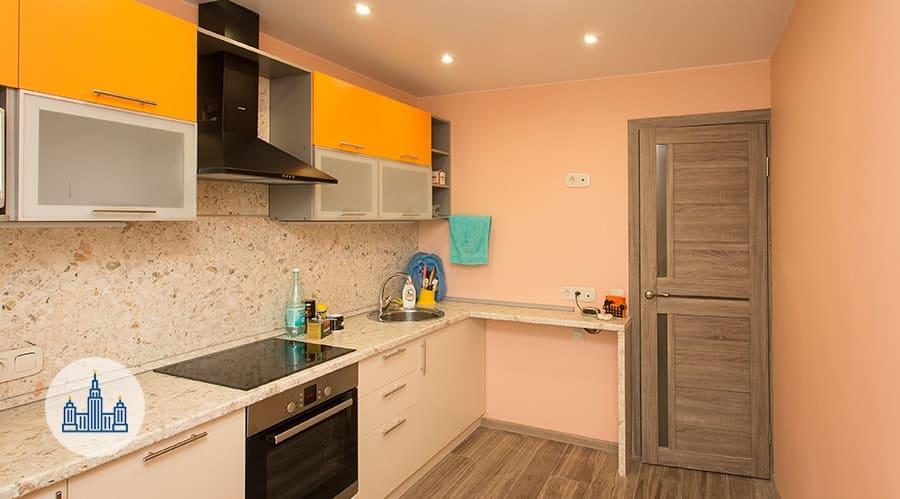 ремонт кухни и дизайн любой сложности в Зеленограде